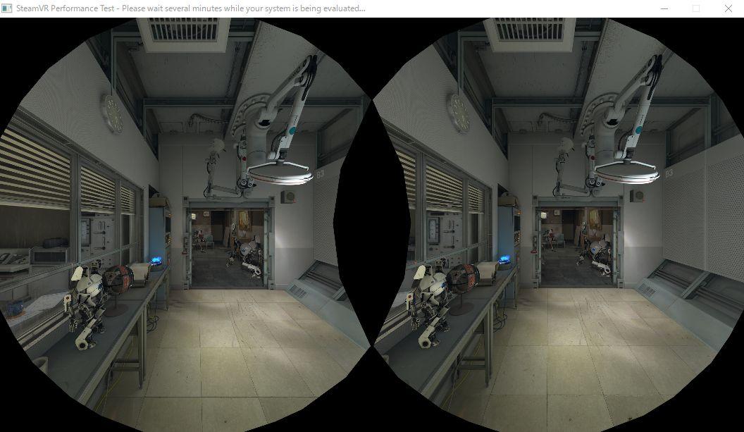 VRベンチマーク