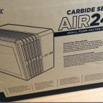 Carbide Air 240 White Edition CC-9011069-WWレビュー。マウスコンピュータのPCケースを交換してみた。
