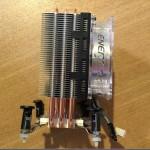 CPUクーラー Cooler Master Hyper TX3 EVO(RR-TX3E-28PK-J1)取り付けレビューとLEDファンへの交換方法。