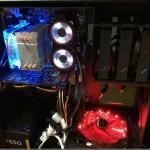 IN WIN 904PLUS IW-CF01PLUS-BLAレビュー。メインPCからケース交換して気付いたデメリット。