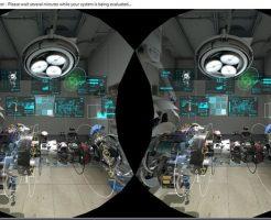 SteamVR Perfermance Test