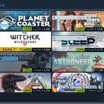 Steam大規模セールまとめ。セール攻略方法とオススメ作品の選び方。