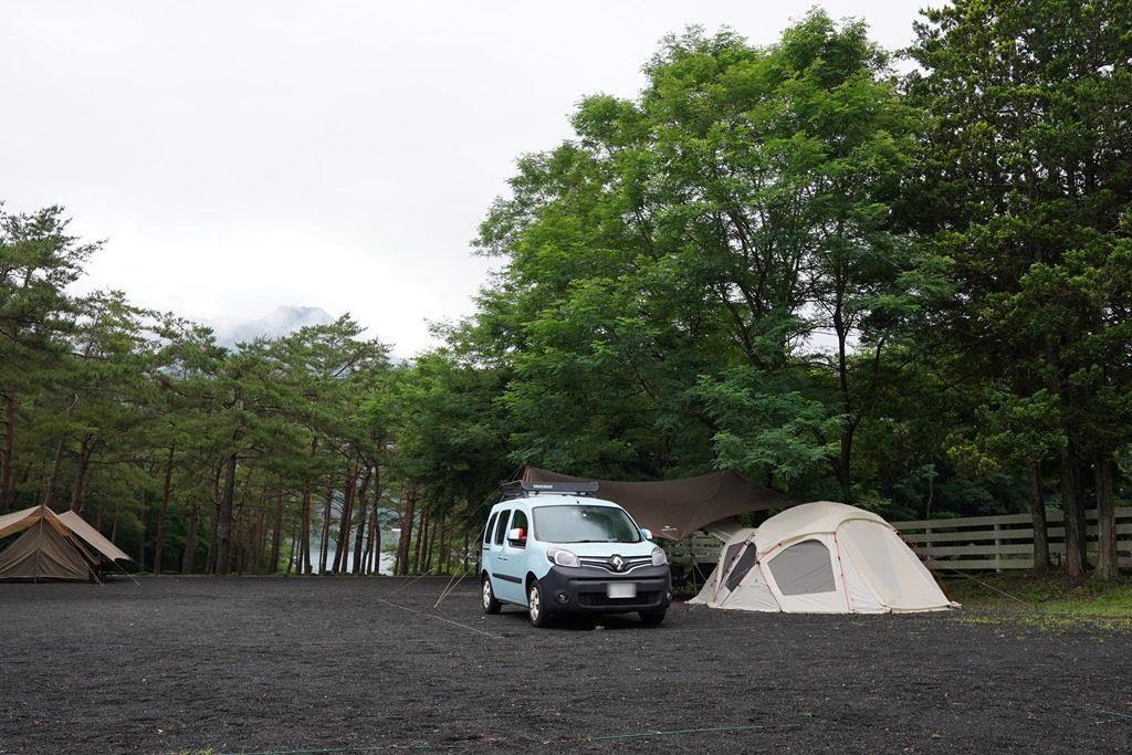 PICA富士西湖オートキャンプ