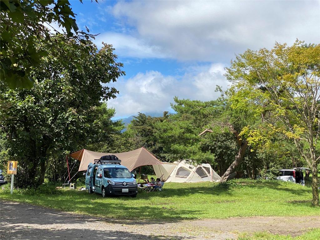 キャンプ 場 朝霧 高原 オート 富士山が見えるキャンプ場|アーバンキャンピング朝霧宝山
