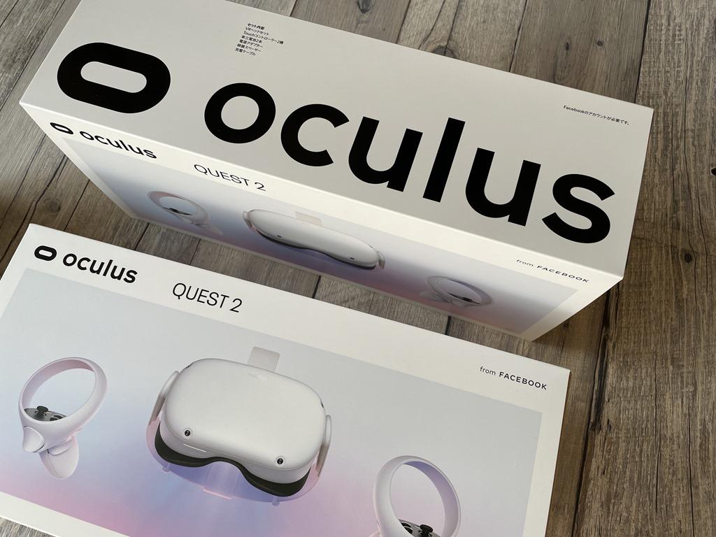 Oculus Quest 2レビュー