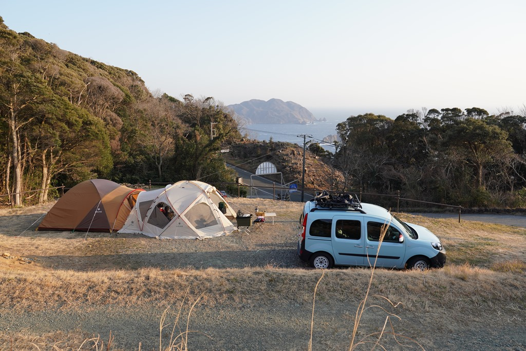 夕陽丘キャンプ場レビュー